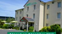 Hôtel Louresse Rochemenier Brit Hotel Saumur