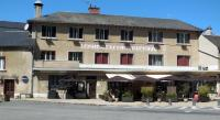 Hôtel Bertholène hôtel Logis des Voyageurs