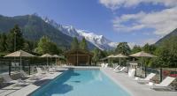 Hotel 4 étoiles Chamonix Mont Blanc BestWestern Plus Excelsior Chamonix hôtel 4 étoiles - Spa