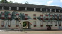 Hôtel Vieux Château hôtel Citotel Avallon Vauban