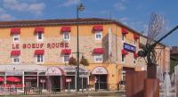 Hôtel Sauvagnac Inter-Hotel Le Boeuf Rouge