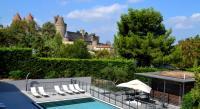 Hotel de luxe Salsigne hôtel de luxe Mercure Carcassonne Porte De La Cite