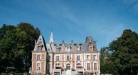Hôtel Elbeuf sur Andelle Chateau-Hotel De Belmesnil