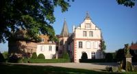 Hôtel Landersheim hôtel Le Château D'Osthoffen