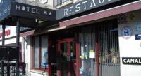 Hôtel Brans Hôtel Restaurant Pourcheresse