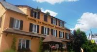 Hôtel Guilleville hôtel Logis Le Quai Fleuri