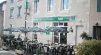 Hôtel Antigny Hotel Des Deux Porches