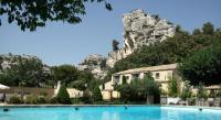 Hôtel Mas Blanc des Alpilles hôtel Baumanière - Les Baux de Provence