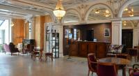 Hôtel Dompierre sur Veyle Qualys-Hotel Terminus