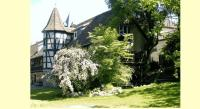 Hôtel Landersheim hôtel La Tourelle de Mithra