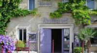 Hôtel Touffréville hôtel La Glycine