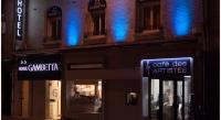 Hôtel Verzenay Hôtel Gambetta - Café Des Artistes