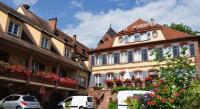 Hôtel Alsace Hotel Restaurant Du Herrenstein