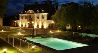 Hôtel Lassay les Châteaux hôtel Logis La Marjolaine