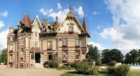 Hôtel Montreuil sur Epte hôtel Château de la Râpée