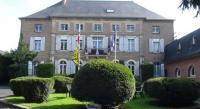Hôtel Landouzy la Ville hôtel Logis Le Clos du Montvinage Rest. Auberge Val De l'Oise