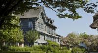 Hotel 5 étoiles Quetteville hôtel 5 étoiles La Ferme Saint Simeon Spa - Relais - Chateaux