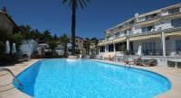 Hotel 3 étoiles Cap d'Ail hôtel 3 étoiles - Spa la Villa Cap Ferrat
