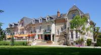 Hôtel Loreux hôtel Hôtel-Restaurant Le Parc Sologne - Logis
