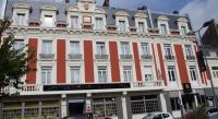 Hôtel Paillencourt hôtel Logis Le Mouton Blanc