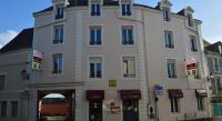 Hôtel Gesvres hôtel Logis Le Bretagne