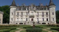 Hôtel Sauvagnac hôtel Relais du Silence Château de Nieuil