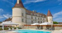 Hôtel Posanges hôtel Hotel-Golf Château De Chailly