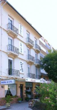 Hotel en bord de mer Biot Hôtel en Bord de Mer Le Lys