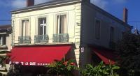Hôtel Bosset Hotel Café de la Gare