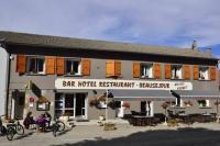 Hotel 3 étoiles Saint Andéol de Fourchades Logis hôtel 3 étoiles Beauséjour