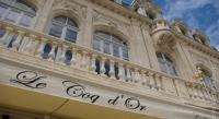 Hôtel Baignes Sainte Radegonde hôtel Hostellerie du Coq d'Or