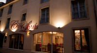 Hôtel Crouay Hôtel De Brunville Et Restaurant Le Café Louis
