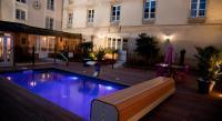 Hôtel Crouay Hotel Du Luxembourg Et Restaurant Les 4 Saisons