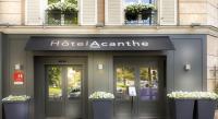 Hôtel Garches Quality Hotel Acanthe - Boulogne Billancourt