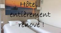 Hôtel Guerlesquin Inter-Hotel Morlaix ~ Saint-Martin-Des-Champs