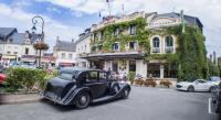 Hôtel Thoiré sur Dinan Logis Hotel De France
