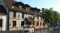 Hôtel Saint Georges sur la Prée hôtel Auberge Du Cheval Blanc - Châteaux et Hôtels Collection