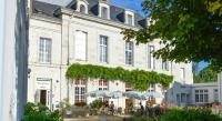 Hôtel Louresse Rochemenier hôtel Logis Domaine De La Blairie