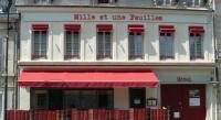 Hôtel Pouilly sur Loire hôtel Mille et une Feuilles