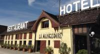 Hôtel Bertignolles Hotel Relais Paris Bale - Restaurant La Mangeoire
