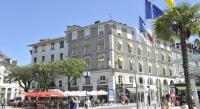 Hôtel Pau Hotel Le Bourbon Pau Centre
