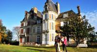Hôtel Montilliers hôtel Château Le Breil