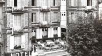 Hôtel Manneville la Goupil Hotel d'Angleterre Etretat