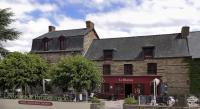 Hôtel La Nouaye hôtel Logis Hotel, restaurant et spa Le Relais De Broceliande