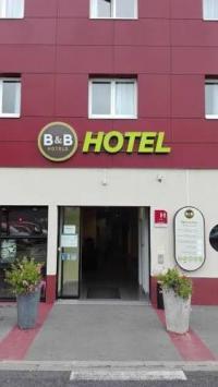 Hôtel Monceau Saint Waast hôtel B-B Maubeuge-Louvroil