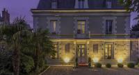 Hôtel Amboise hôtel Le Pavillon Des Lys