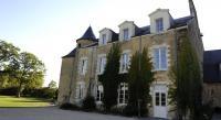 Hôtel Pierric hôtel Relais du Silence Le Manoir de La Jahotière