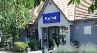 Hôtel Le Grand Abergement hôtel Kyriad Bellegarde - Genève