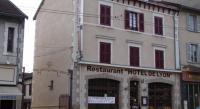 hotels Le Châtenet en Dognon Hôtel De Lyon