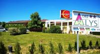 Hotel B&B Jujurieux Contact Hotel ALYS Bourg en Bresse Ekinox Parc Expo